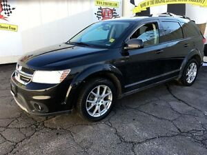 2014 Dodge Journey Limited, Automatic, Third Row Seating, Heated