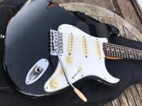 Fender Stratocaster guitar made in Japan MIJ