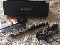 Brand New GHD curve