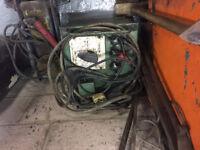 oxford bantam electric arc welder 180 amp single phase 240 volts