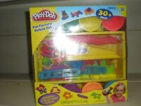 play doh fun factory deluxe set