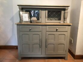 Beautiful Farmhouse Court Cabinet / Dresser