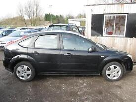 FORD FOCUS 1.6 TDCi Style 5dr [110] (black) 2007