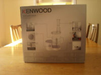 Kenwood food processor FP120. 400W. 1.4 Litre