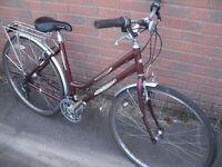 Radford Richmond Ladies Hybrid Bike