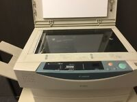 Canon desktop photocopier