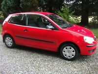 2008 Volkswagen Polo, 1.2E, 3 door