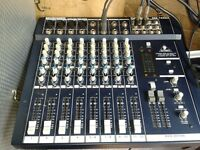 BEHRINGER STUDIO OR DJ MIXER GOOD CONDITION