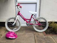 Girls bike Dawes aluminium frame
