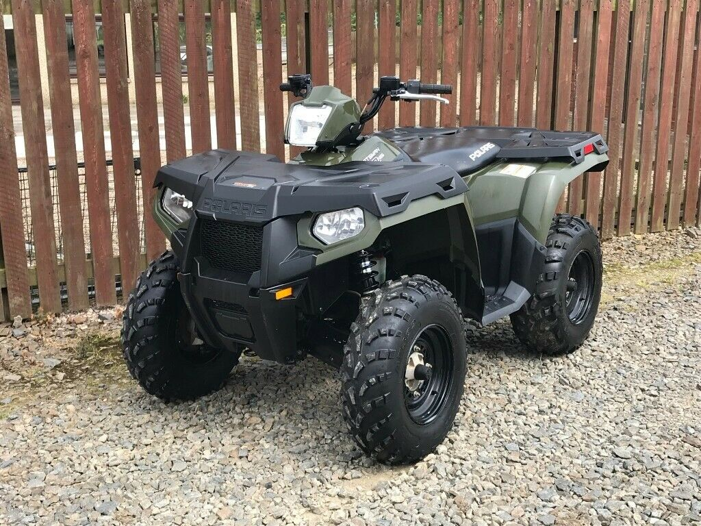 2013 - POLARIS SPORTSMAN 400 4WD AUTO QUAD ATV FARM BIKE | in Turriff,  Aberdeenshire | Gumtree