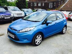 Ford Fiesta 1.4 TDCI style+ 62000 miles full service history