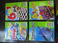 set of travel games