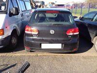 Volkswagen Golf Mk6 (2008-2012) Full complete set of rear tailgate lights
