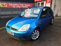 FORD FIESTA 1.2 HATCHBACK LOW MILEAGE
