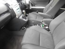 7 seater Toyota Corolla verso ideal people carrier