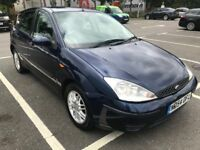 FORD FOCUS 1.6 LX / MANUAL / SERVICE HISTORY / CLEAN / RELIABLE / £795