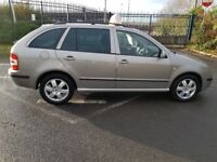 ESTATE SKODA FABIA 1.4 TDI CLASSIC DIESEL ONLY £30 TAX GREAT FAMILY ESTATE CAR IN GOOD CONDITION