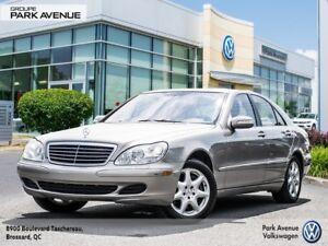 2006 Mercedes-Benz S-Class Base SWB*TOIT*CUIR*SIÈGES CHAUFFANTS