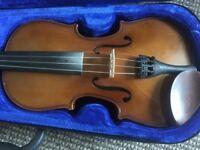 Excellent Condition 4/4 Stentor Violin