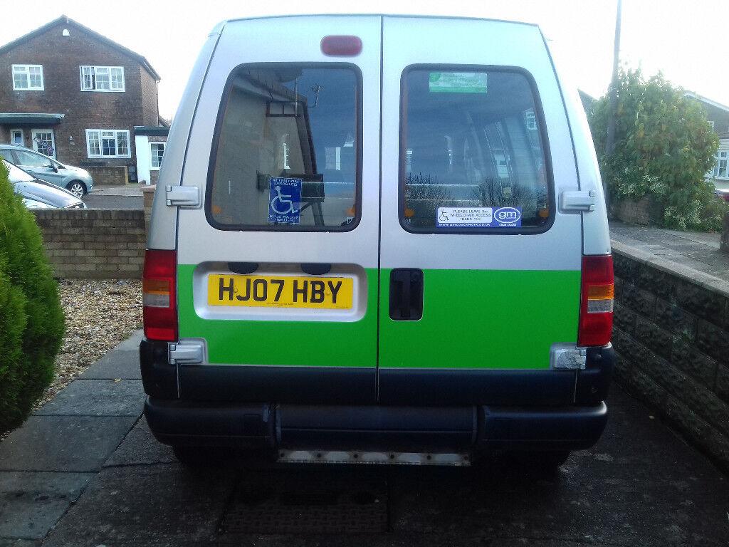 Peugot Expert Combi 2007*** NEW MOT*** (Disability Vehicle ) 2.0 ...