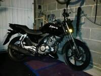 125 motorbike WORX KSR moto