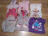 Baby Girl Cloths 9-12 Months 36 items