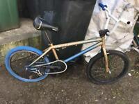 X3 bmx bikes spares or repairs