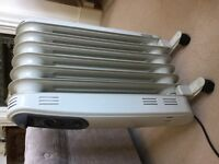 Oil Filled Radiator in perfect working order