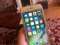 I PHONE 6 GOLD 64 GB UNLOCKED TO ALL NETWORKS