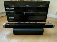 Bush soundbar with wireless subwoofer