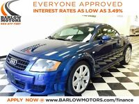 2006 Audi TT 3.2L AWD/AUTO/AC/S-LINE *Everyone Approved*