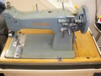 JONES OLD TRADITIONAL SEWING MACHINE at Haven Housing Trust's charity shop