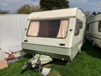 Retro 80's caravan project - Marauder 400CT