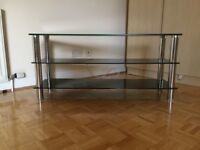 """Black tv stand for 50"""" tv"""