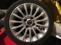 "Ford Fiesta 16"" Alloy"