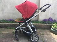 Mamas and papas sola buggy. Used but good condition.