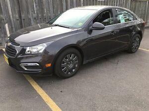 2016 Chevrolet Cruze LT, Automatic, Steering Wheel Controls, Blu