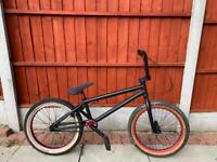 BARGAIN. WE THE PEOPLE PROFESSIONAL BMX BIKE IN GOOD CONDITION. LOCAL DELIVERY POSSIBLE