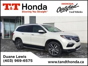 2016 Honda Pilot Touring *Local, No Accidents, Fully Loaded*