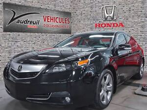 2013 Acura TL Base w/Technology Pak*MANUEL*AWD*