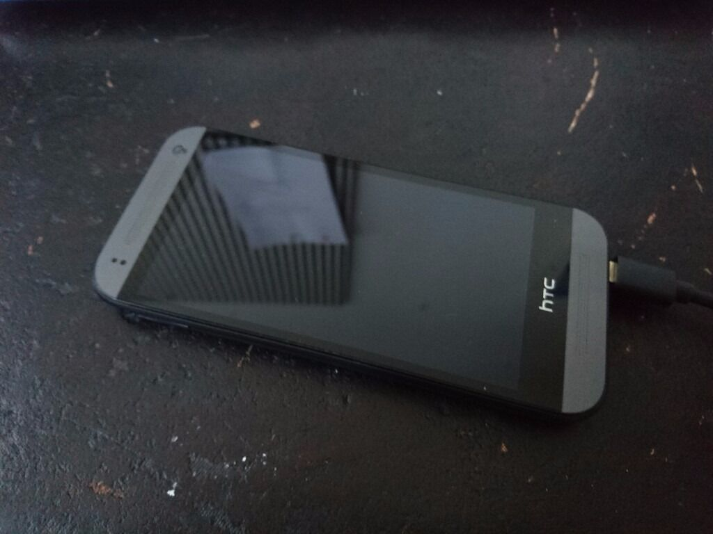 """HTC One Mini 2, excellent used conditionin LondonGumtree - """"The HTC One Mini 2 is a solid smartphone and provides a strong option for those seeking a high end device closer in size to the iPhone 5S than the current fleet of Android flagships. With a premium design and decent feature set the One Mini 2..."""