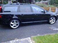 Volvo V70 SE LUX Sport 2.4 D5 +extras!! 2008 102,000 miles £6250 ono