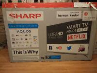 5 x 4k led TVs spears or repair