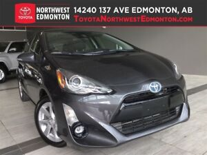2016 Toyota Prius c Technology Package   Leather   Nav   Backup