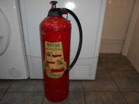 Antique water fire extinguisher for sale