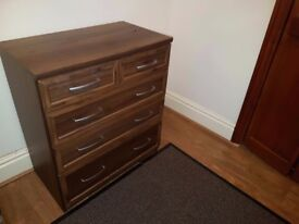 OSLO GRADUATED 3+2 CHEST drawers
