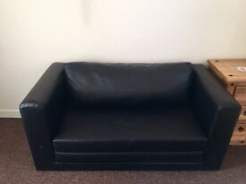 Black Sofa Bed IKEA