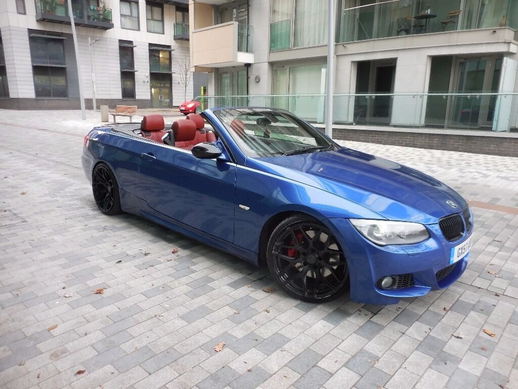 All BMW Models » 2007 Bmw 335i Convertible Specs - BMW Car Pictures ...