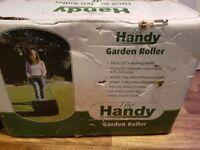THE HANDY GARDEN ROLLER NEW STILL IN BOX