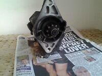 Mini one R50 1.4 Diesel starter Motor
